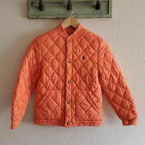 Polo Ralph Lauren quilt coat